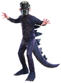 Godzilla 2014 Child Costume