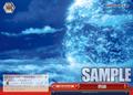 Godzilla City on the Edge of Battle - Godzilla Earth Weiß Schwarz card - 00003