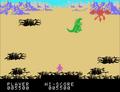 Godzilla vs. 3 Major Monsters - King Ghidorah