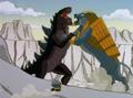 Norzzug vs Godzilla with NIGEL