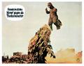 Godzilla vs. Hedorah Lobby Card Germany 14