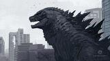 Concept Art - Godzilla 2014 - Godzilla Head 2