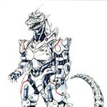 Concept Art - Godzilla Against MechaGodzilla - Kiryu 57.png