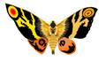 Concept Art - Godzilla Tokyo SOS - Mothra Imago 3