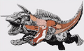 Gamera - 5 - vs Jiger - 99999 - 18 - Jiger Anatomy