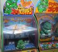 Godzilla Wars Jr. GODZILLA VS. KING GHIDORAH and うて! うて!! ゴジラ