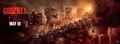 Godzilla Poster G Facebook