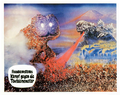 Godzilla vs. Hedorah Lobby Card Germany 8