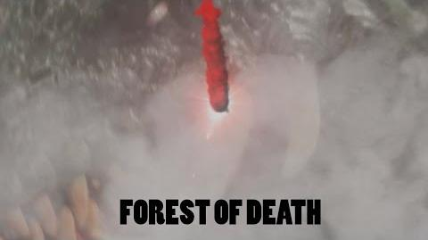 Forest of Death Godzilla vs