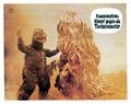 Godzilla vs. Hedorah Lobby Card Germany 11