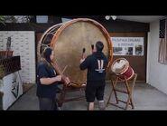 Godzilla Vs Kong Movie Score Drum Created For Junkie XL Tom Holkenborg