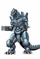 Concept Art - Godzilla Against MechaGodzilla - Kiryu 12