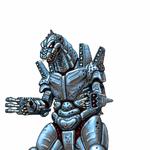 Concept Art - Godzilla Against MechaGodzilla - Kiryu 12.png