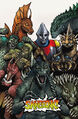 Godzilla rulers of earth issue 8 cover by kaijusamurai-d6qvrin