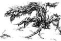 Concept Art - Godzilla vs. Biollante - Biollante 3
