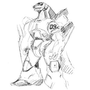 Concept Art - Godzilla Against MechaGodzilla - Kiryu 26.png