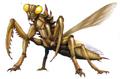 Concept Art - Godzilla Final Wars - Kamacuras 1