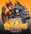 RULERS OF EARTH Halloween