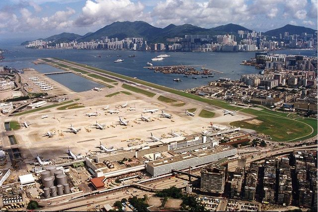 Kai Tak Airport
