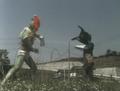 Go! Greenman - Episode 3 Greenman vs. Gejiru - 23