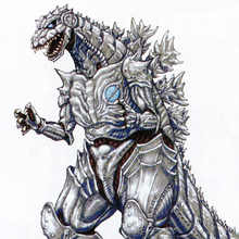 Concept Art - Godzilla Against MechaGodzilla - Kiryu 5.png