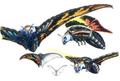 Concept Art - Rebirth of Mothra 3 - Mothra Leo 5