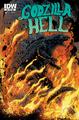 GODZILLA IN HELL Issue 5 CVR SUB
