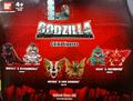 Bandai Godzilla Chibi Figures - Couple Packs