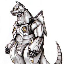 Concept Art - Godzilla Against MechaGodzilla - Kiryu 4.png