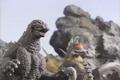 Godzilla and Gigan Watching