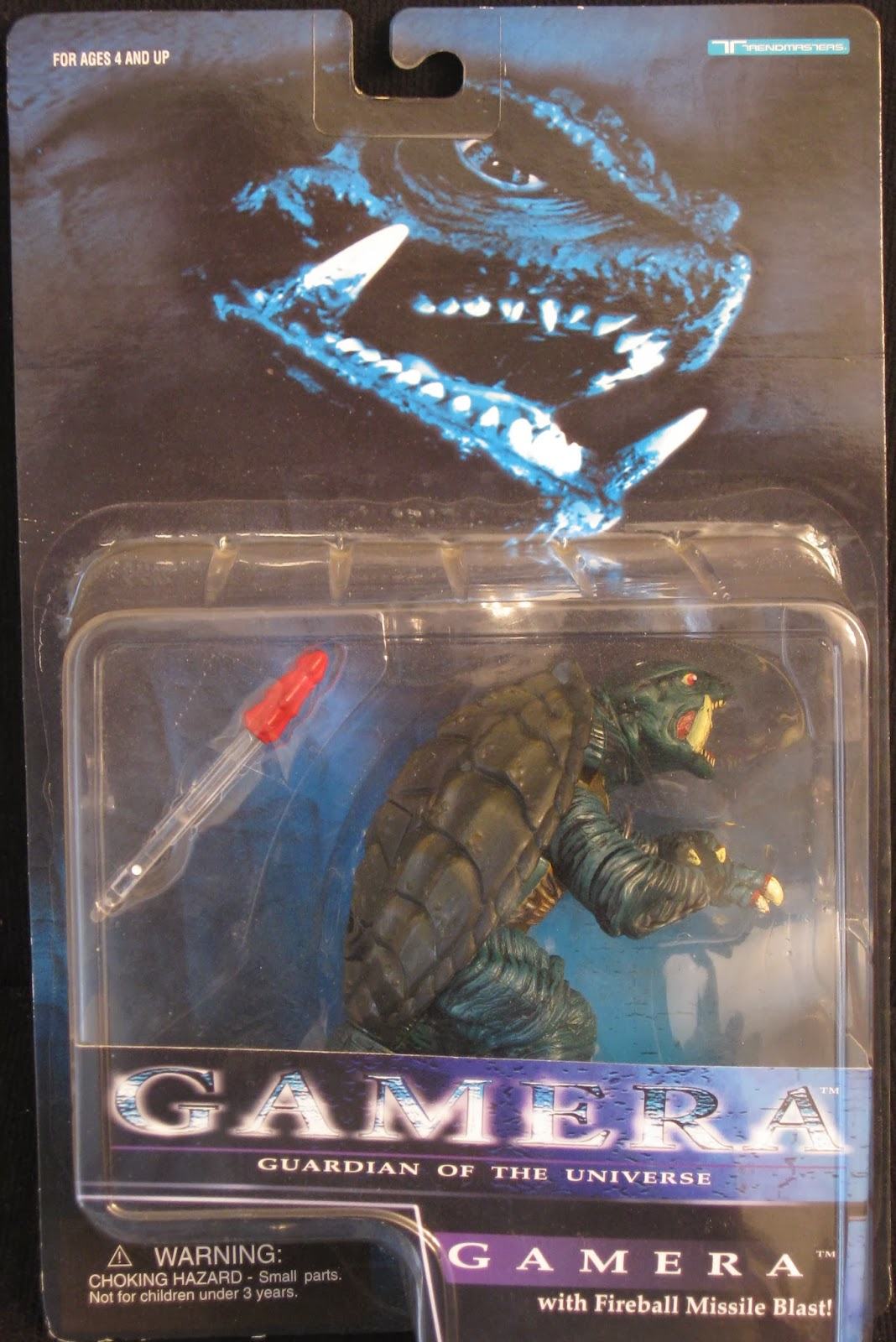 Gamera: Guardian of the Universe (Trendmasters Toy Line)