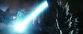 Final Wars - Godzilla used Atomic Breath! Godzilla's attack missed!