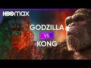 Epic Enemies- Godzilla vs