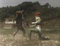 Go! Greenman - Episode 3 Greenman vs. Gejiru - 17