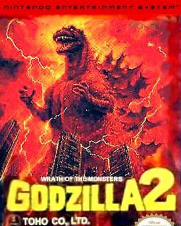 Godzilla 2 War Of The Monsters Gojipedia Fandom