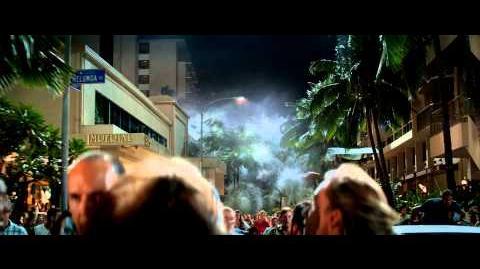 "Godzilla - Spot ""Corre"" HD"