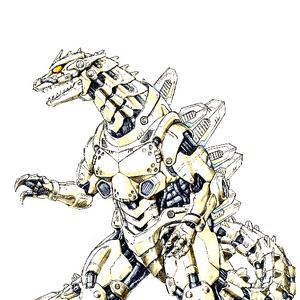 Concept Art - Godzilla Against MechaGodzilla - Kiryu 56.png