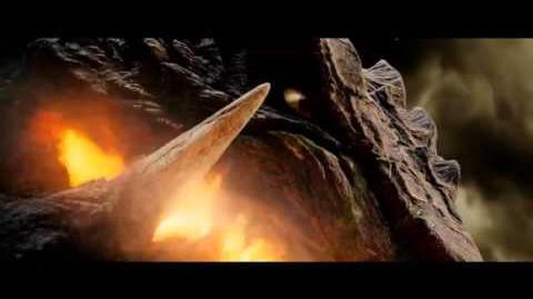 Gamera 2016 Trailer