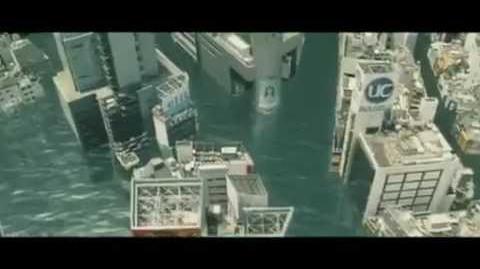 Godzilla VS Megaguirus Trailer