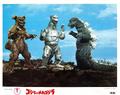 Godzilla vs. MechaGodzilla Lobby Card Japan 1