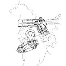 Concept Art - Godzilla Against MechaGodzilla - Kiryu 20.png
