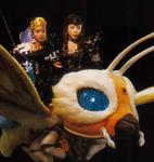 Fairy Mothra RaishuFairy Behind Scenes