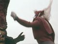 Go! Godman - Episode 6 Godman vs. Gorosaurus - 30 - Should've thrown him into space