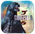 Godzilla 2014 Party Dessert Plate