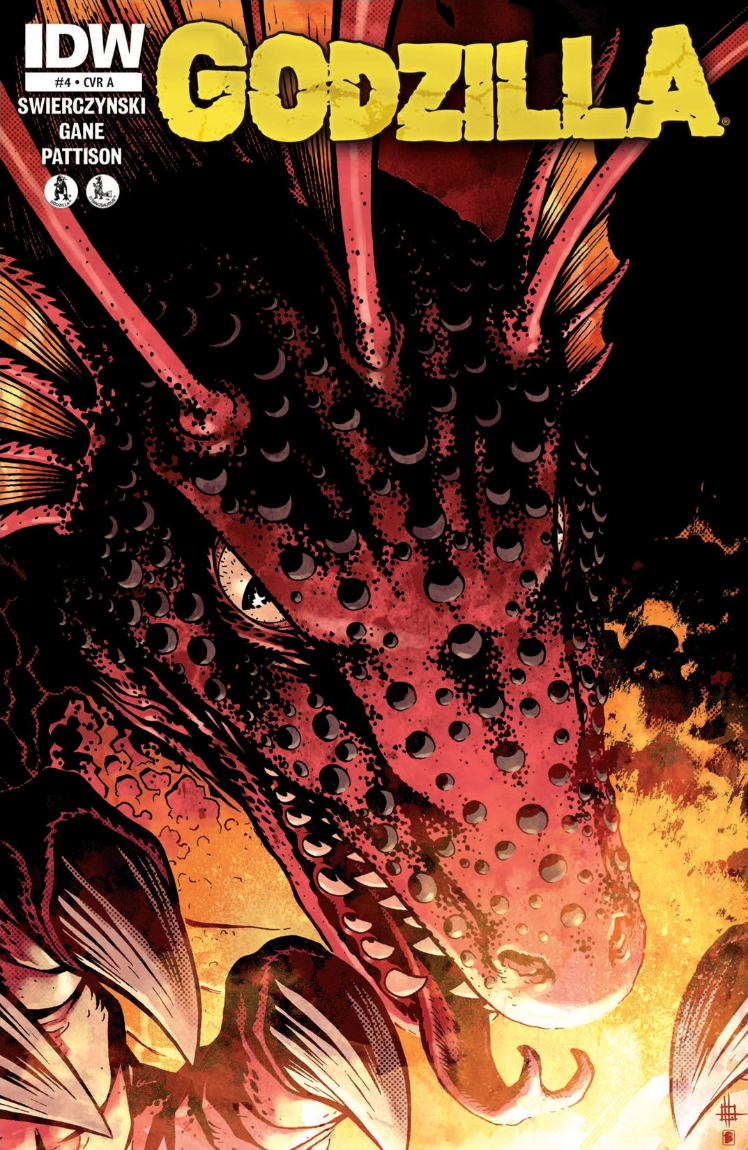 Godzilla: Ongoing Issue 4