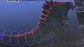 Godzilla Planet of the Monsters - Godzilla rendering - 00001