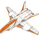 Concept Art - Godzilla Against MechaGodzilla - Shirasagi 2.png