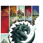 Godzilla Awakening - Godzilla Hibernating.jpeg