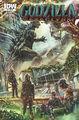 Godzilla Cataclysm Issue 1 CVR RI