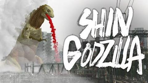 Shin Godzilla シン・ゴジラ Unused (and very bloody) Animatics